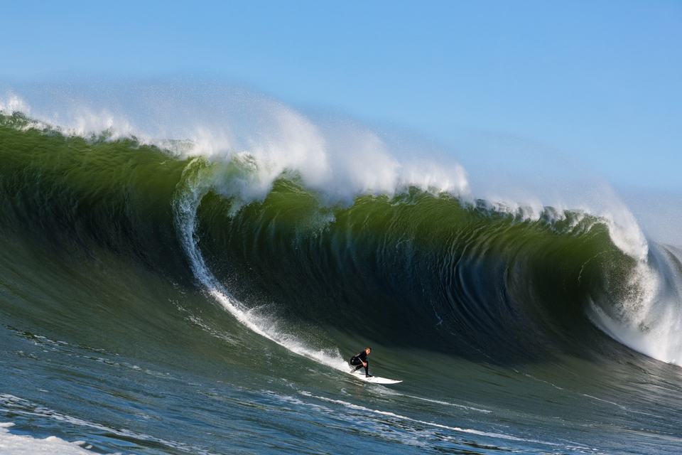 A fitting resume. Here's Otho on a previous swell at Mavs.