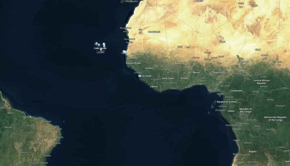 Sierra Leone still remains reasonably unexplored in the eyes of the surfing world. But you can look up forecasts and local content by going HERE.