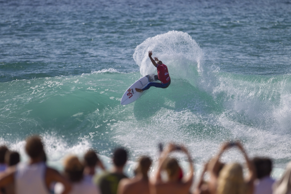 Kelly Slater prophetically said after his loss,