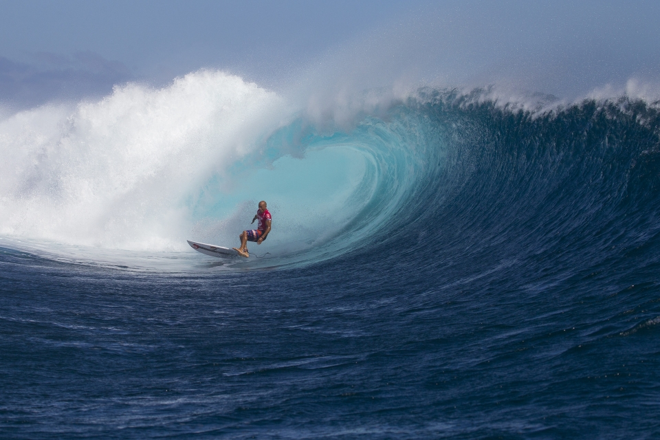 Kelly Slater gets it wrong