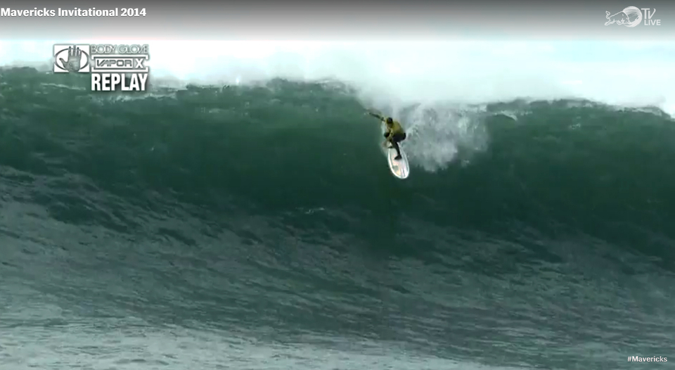 This drop scored Twig a 10 and the Mavericks title.