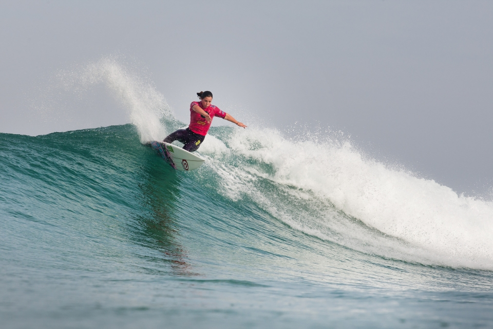 Tyler Wright may have lost agonizingly in the final moments, but a second place finish will do no harm to her World Title campaign.