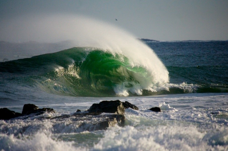 Ricky Woodside's photo of Portrush