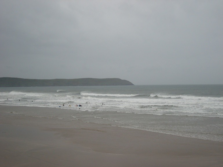 Surfer J's photo of Croyde Beach