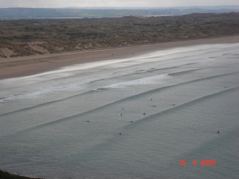 Towlie's photo of Croyde Beach