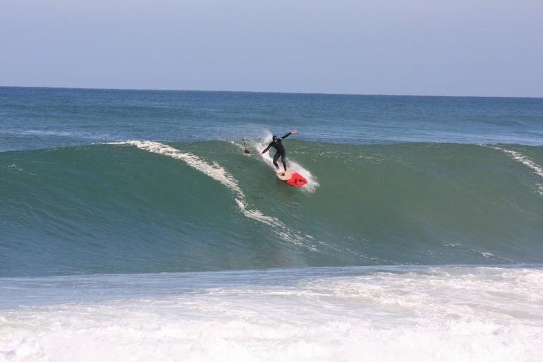 Winston's photo of Hossegor (La Nord)