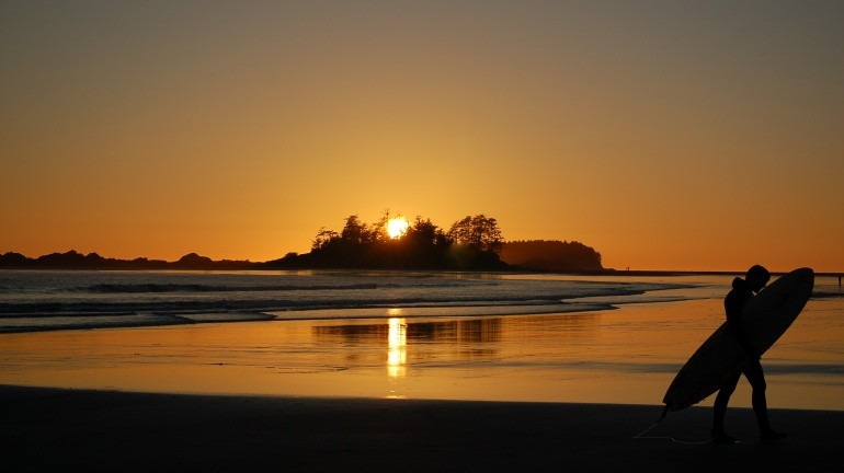 SCOTT FREESON's photo of Vancouver Island North (Long Beach)