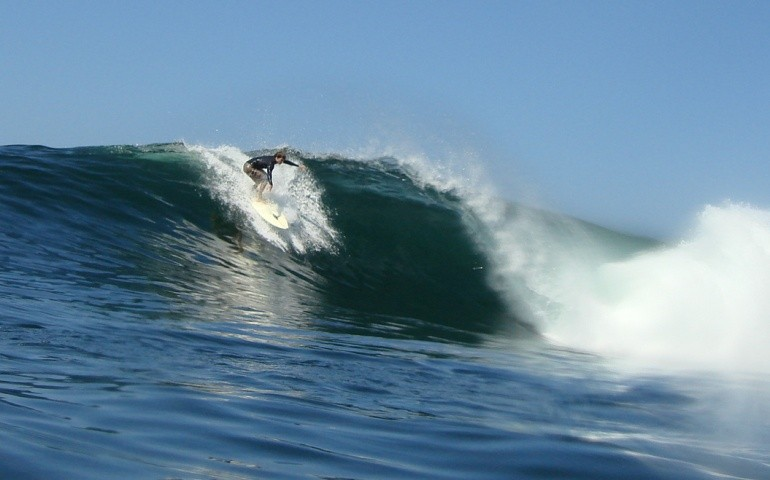 Private Panama Surf Island's photo of Emily's (Morro Negrito)