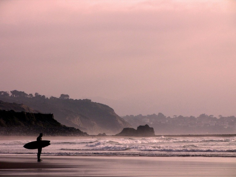 El Capitano's photo of Biarritz Grande Plage