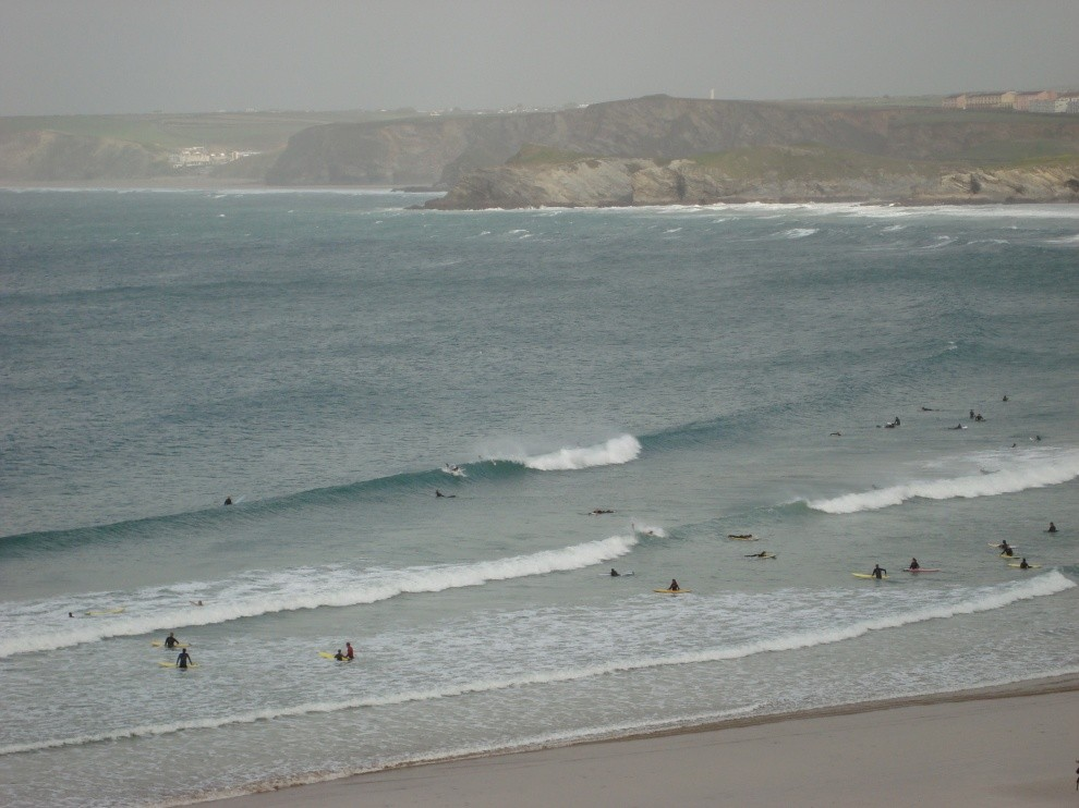 Surfer J's photo of Newquay - Towan / Great Western