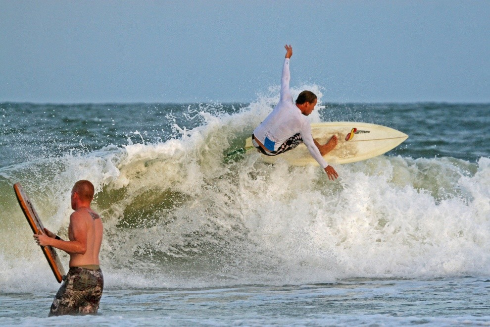 live2surf's photo of 2nd Street (Tybee Island)