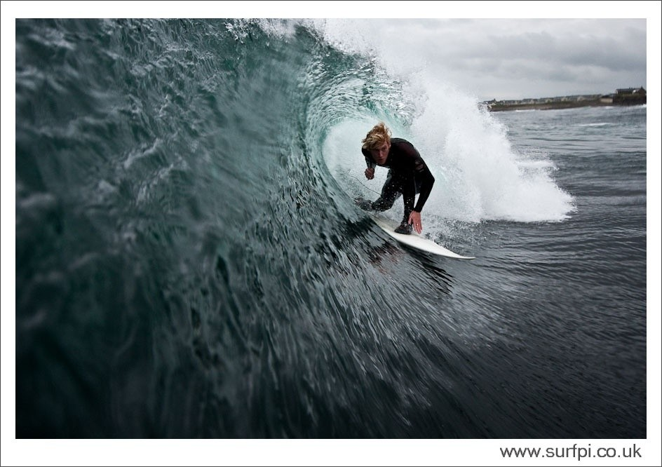 surfpi.co.uk's photo of Bundoran - The Peak
