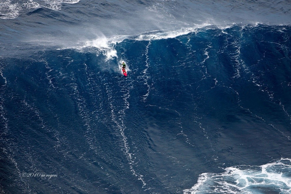 M Rogers's photo of Peahi - Jaws