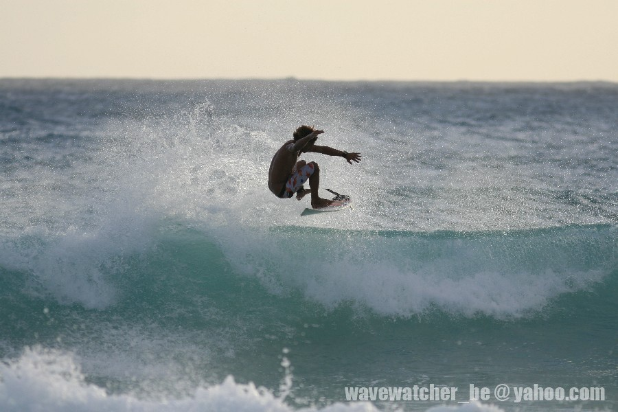 wavewatcher.be's photo of South Point - Barbados