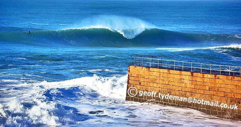 Geoff Tydeman's photo of Porthleven