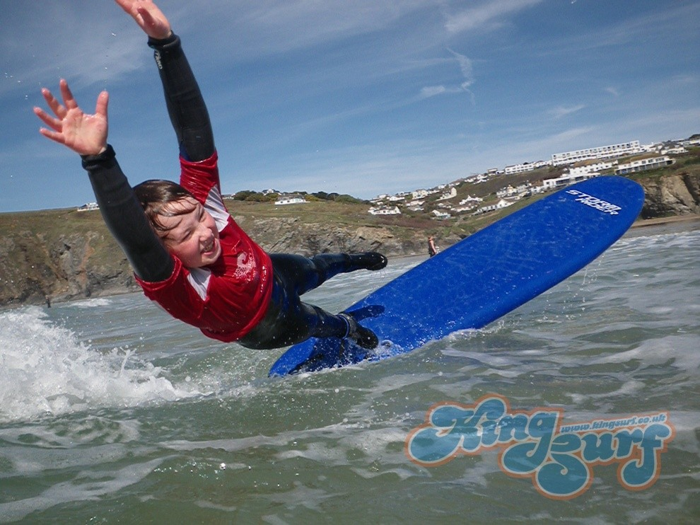 King Surf School's photo of Mawgan Porth