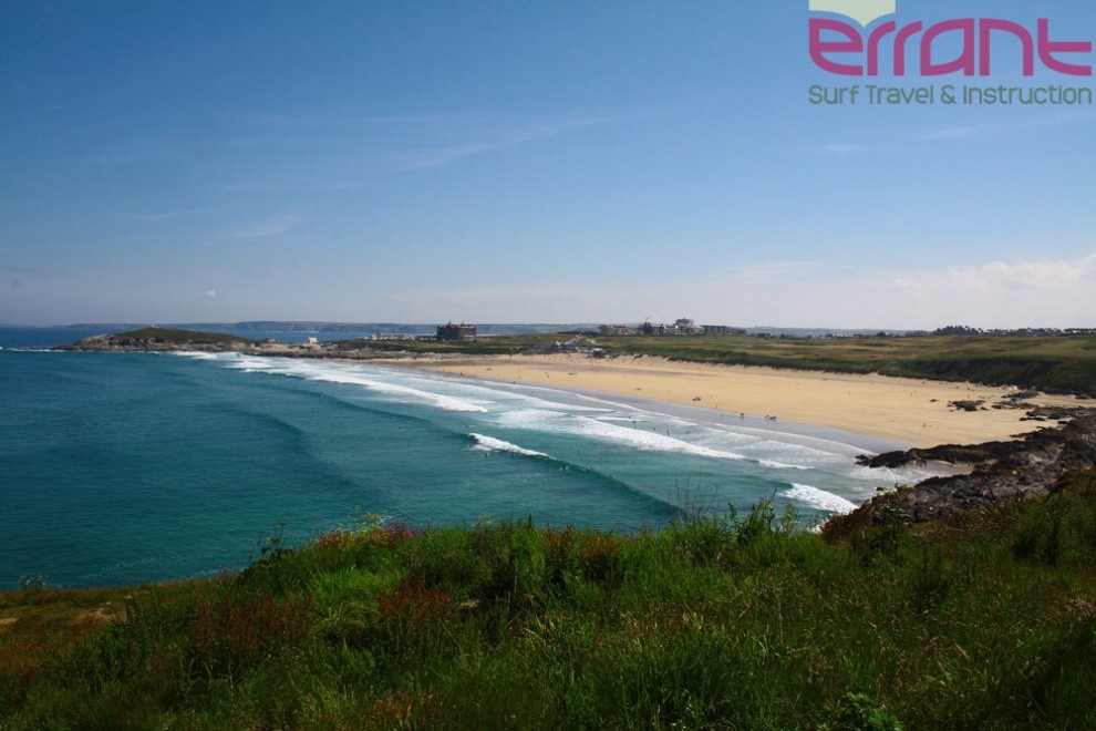 Errant Surf's photo of Newquay - Fistral North