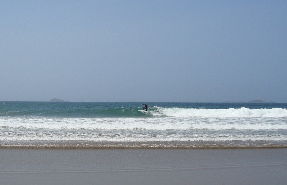 Cabernet Surfignon's photo of Whitesands Bay