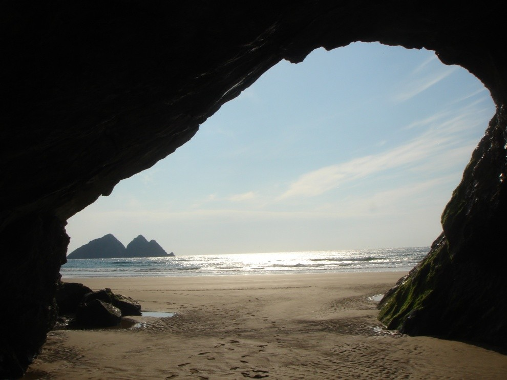 Aaron Northcott's photo of Holywell Bay