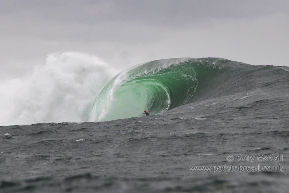Gary McCall's photo of Mullaghmore Head