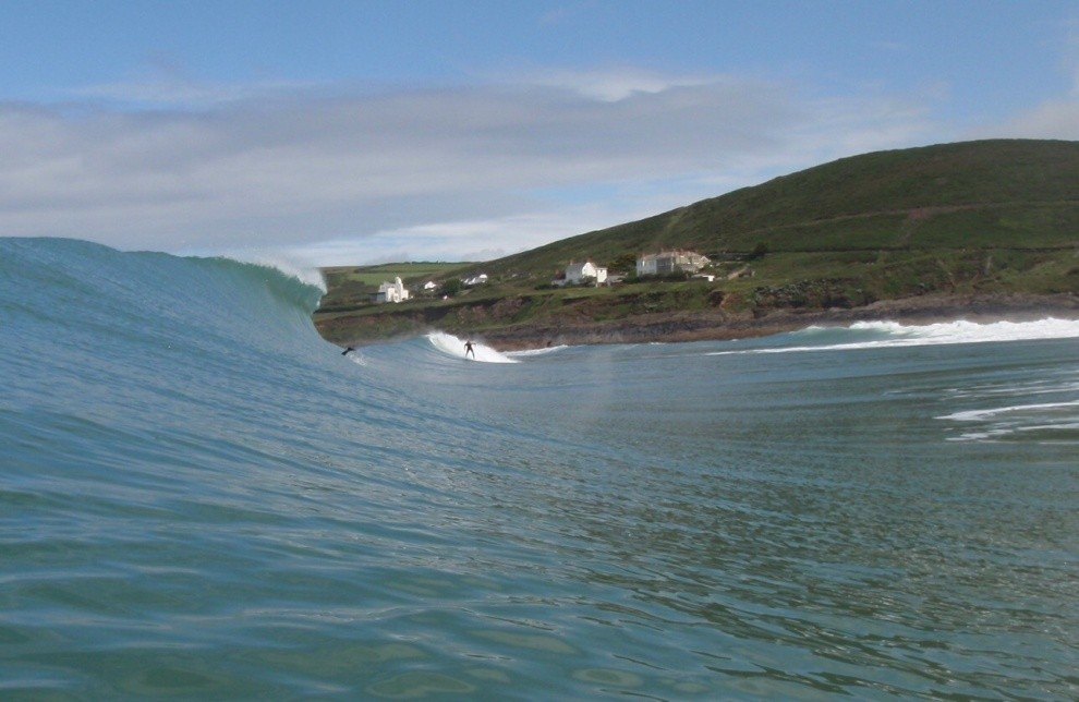 Shakrider's photo of Croyde Beach