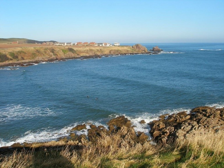 Han Stirling's photo of Coldingham Bay
