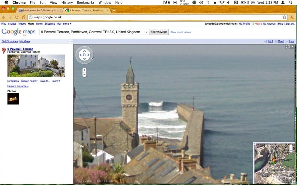 Jacca's photo of Porthleven