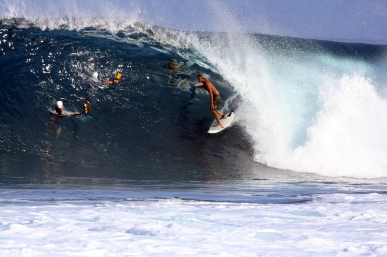 Brickhouse's photo of Pipeline & Backdoor
