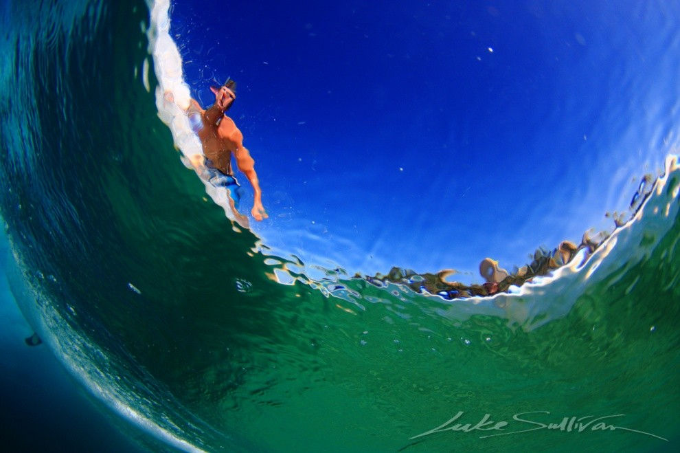 luke sullivan's photo of Snapper Rocks