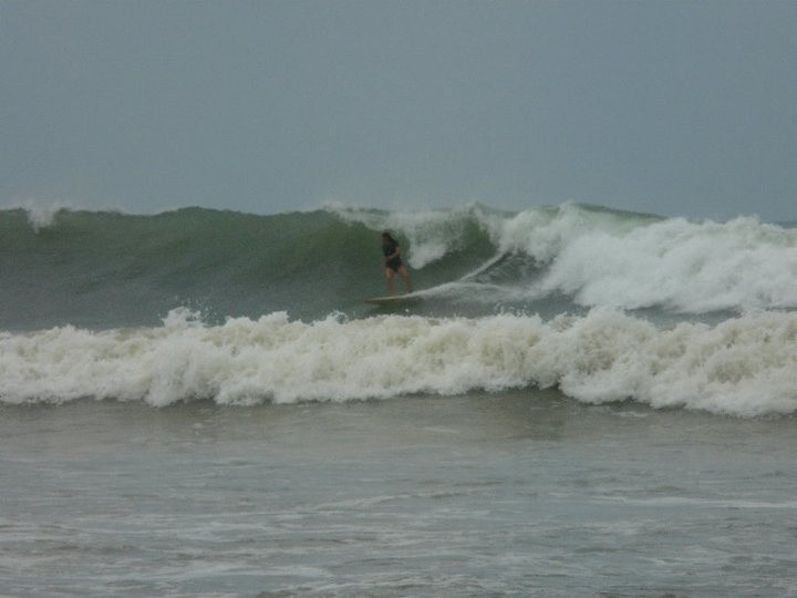 pequena surfer's photo of Canoa