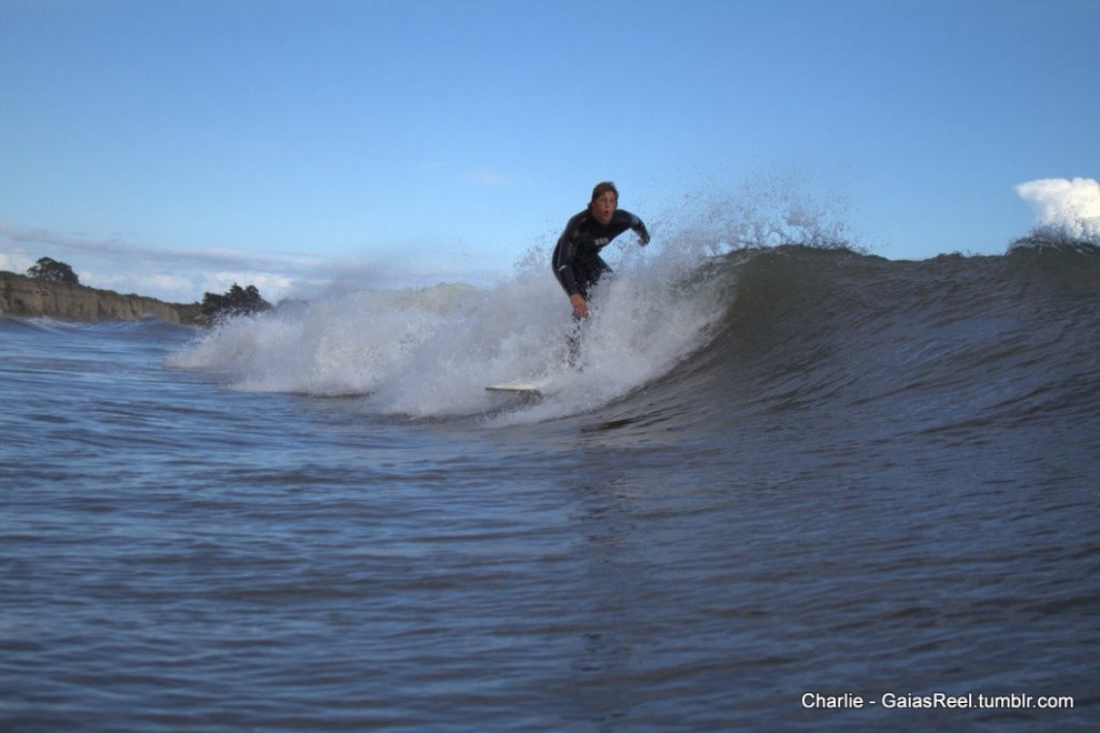 Charlie Durrant's photo of Sands Beach