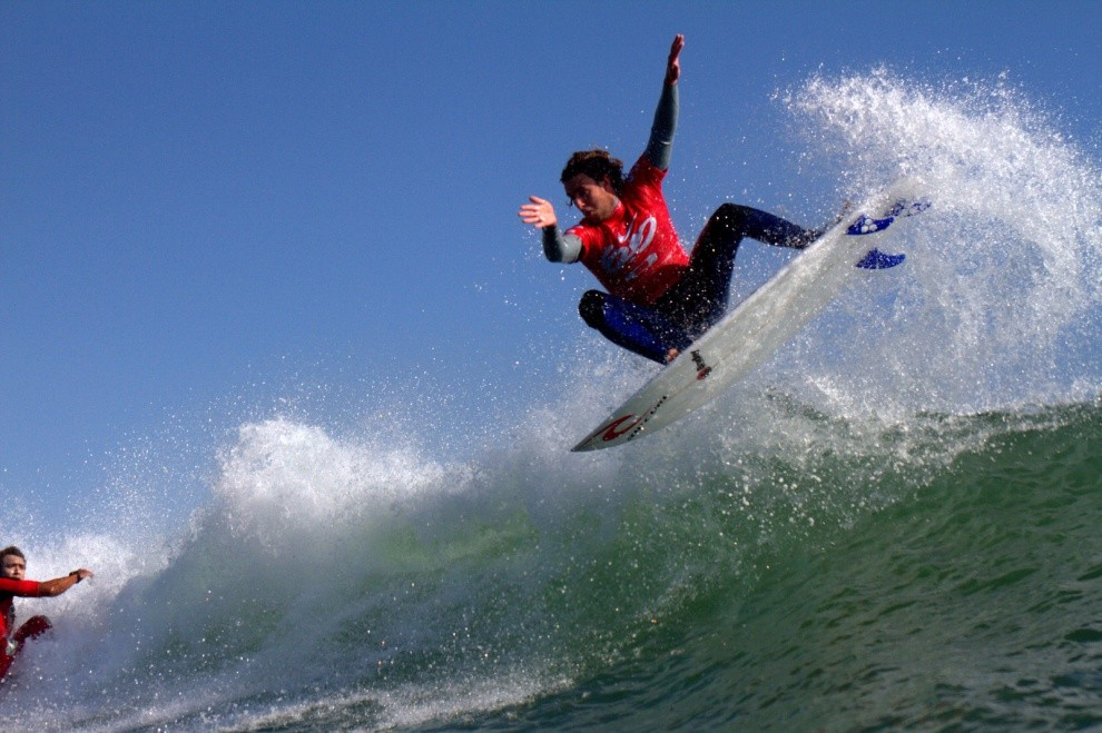 Charlie Durrant's photo of Trestles