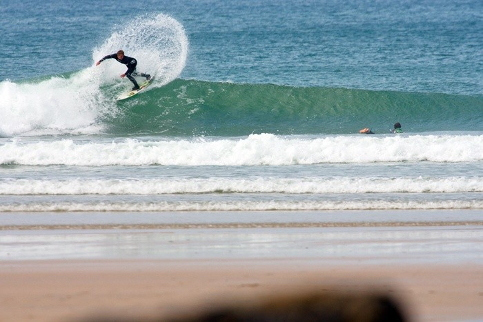 fooliage.com's photo of Newquay - Fistral South