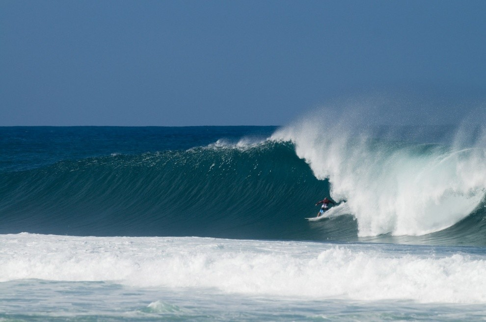 Cedric de Barros's photo of Pipeline & Backdoor