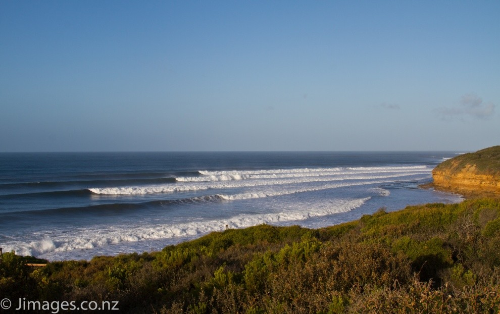 Jim Culley's photo of Bells Beach