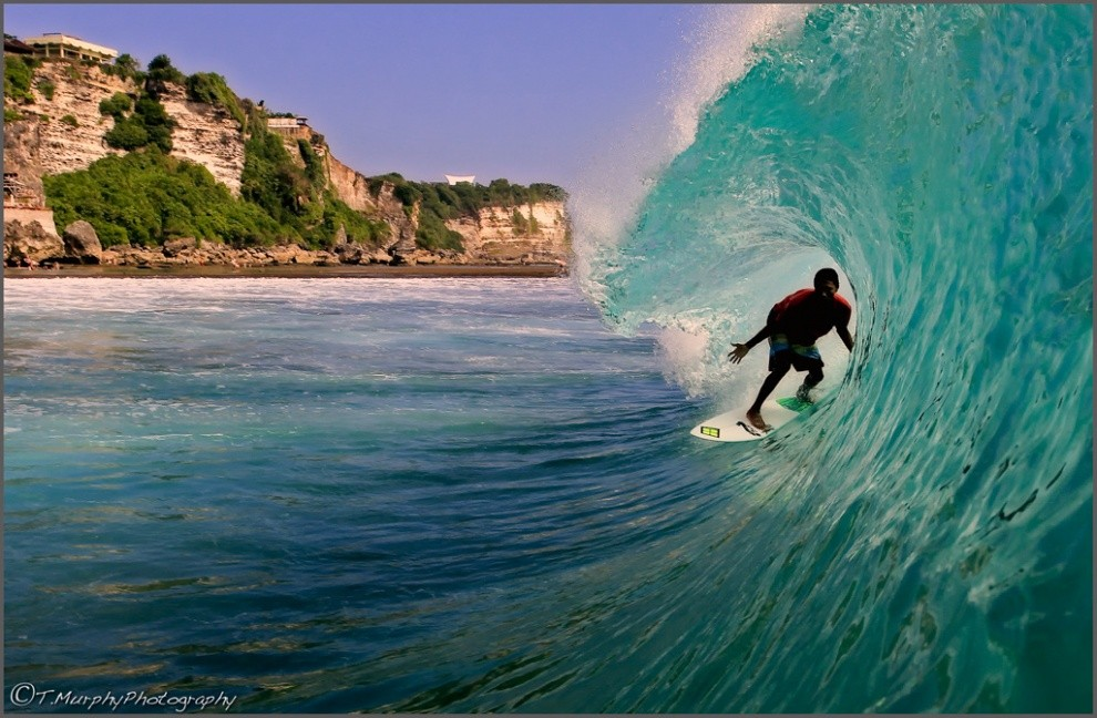 Trevor Murphy's photo of Uluwatu