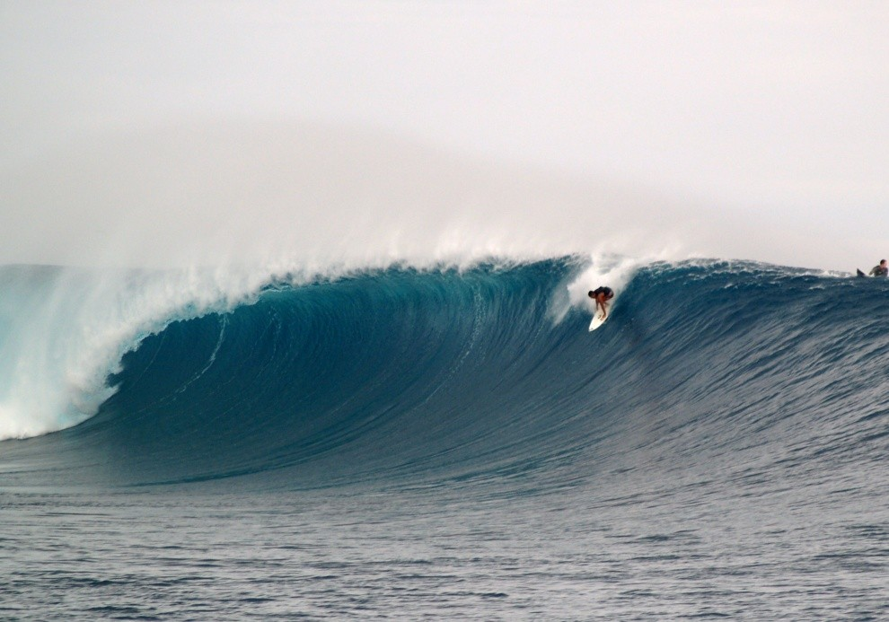 Josha's photo of Tavarua - Cloudbreak