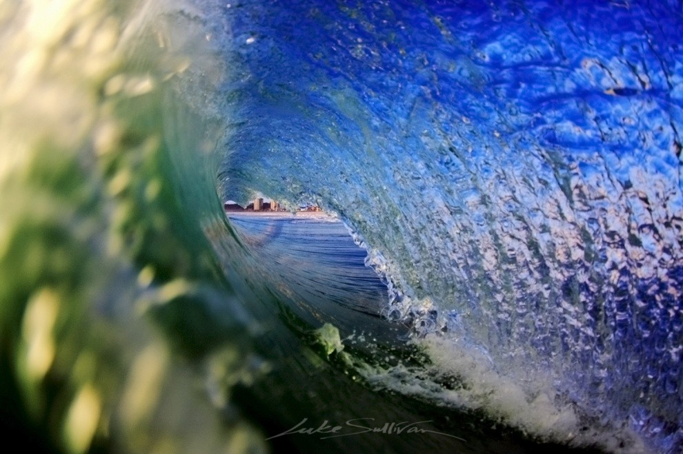 luke sullivan's photo of Burleigh Heads