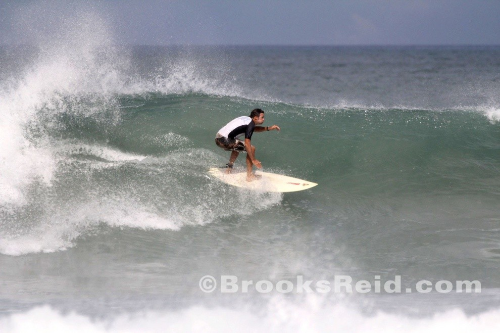Brooks Reid's photo of Stuart Beach