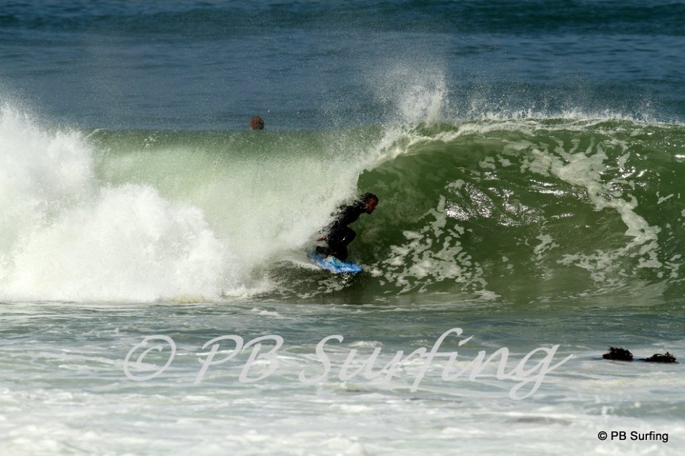 Billy Ackerman/PB Surfing's photo of Muizenberg