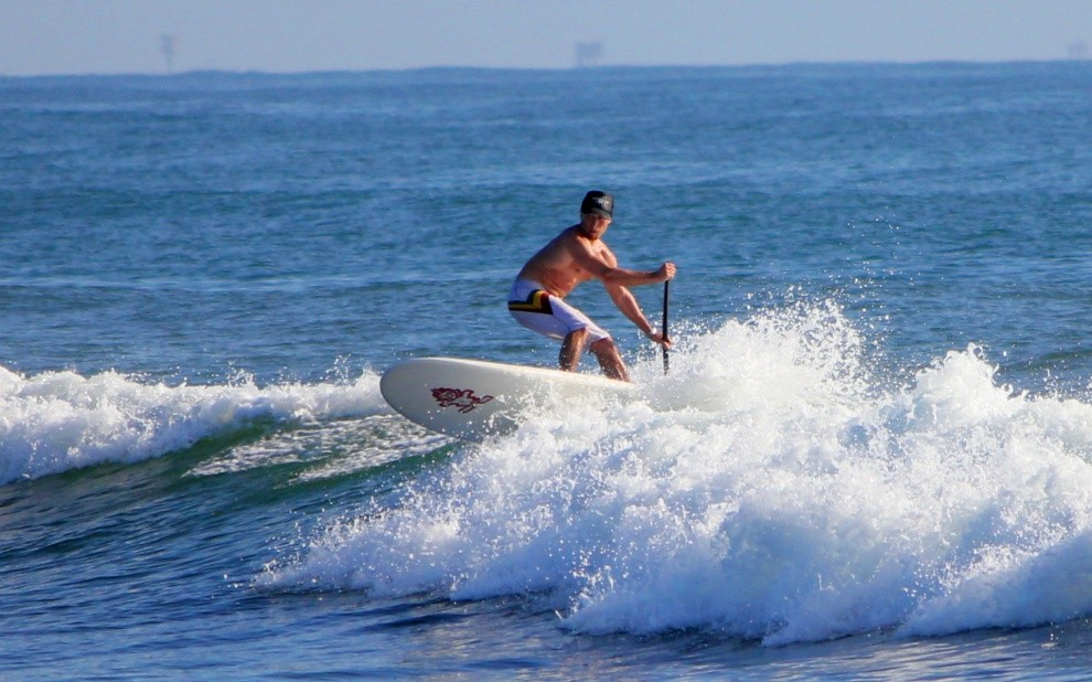 SUP-Surfer's photo of Bob Hall Pier
