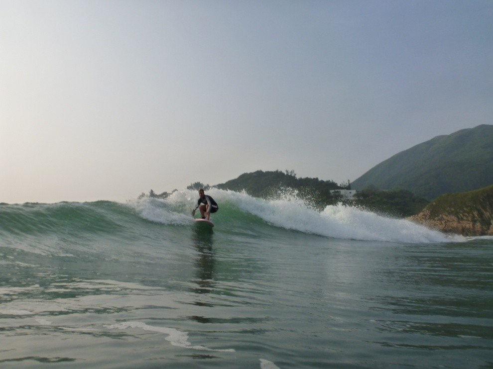 chappy's photo of Big Wave Bay HK