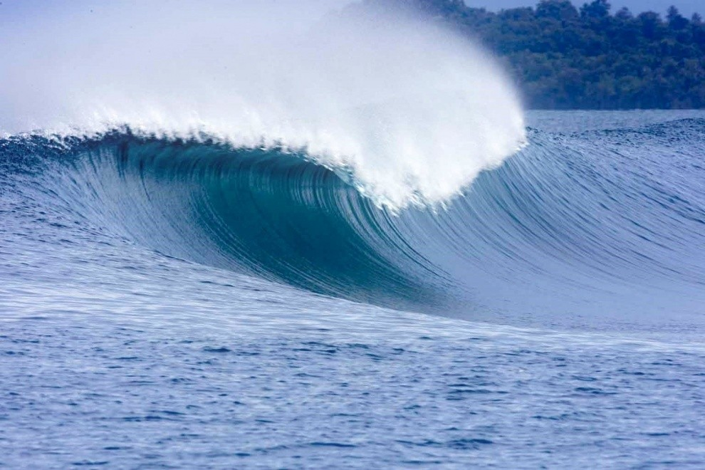 Mats P.'s photo of Teahupoo