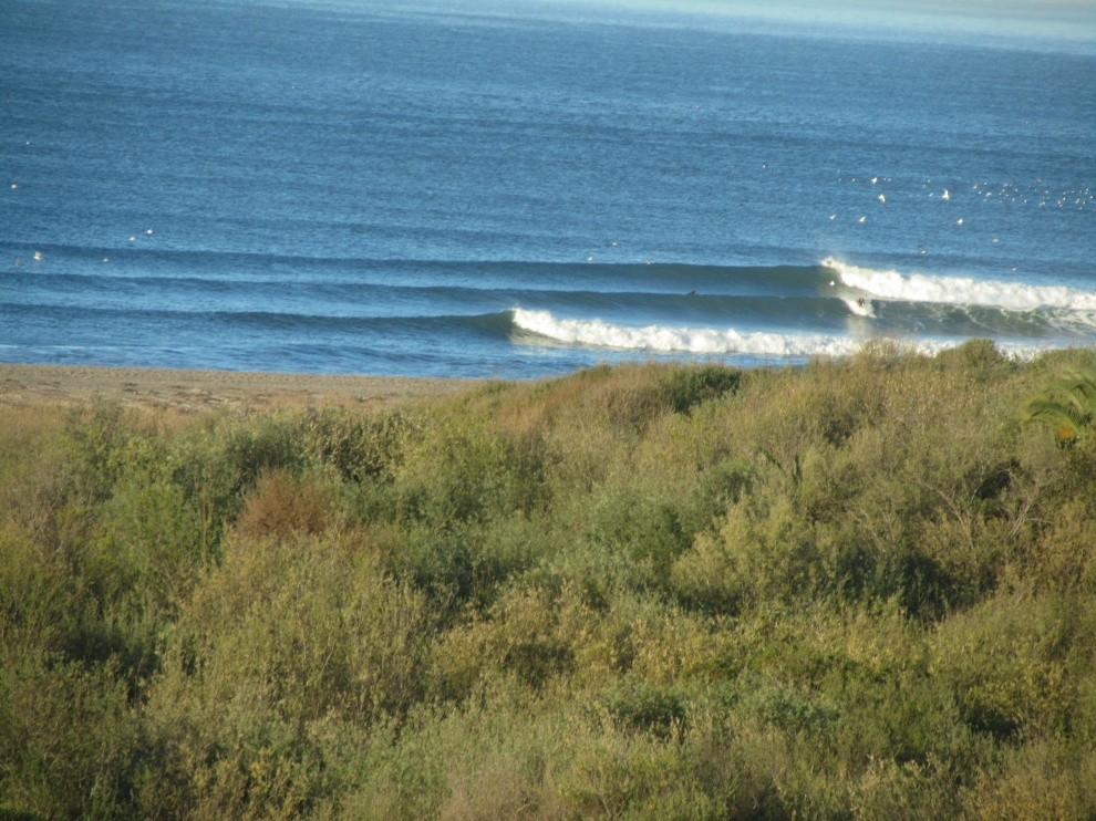 Gregory Borne's photo of Trestles
