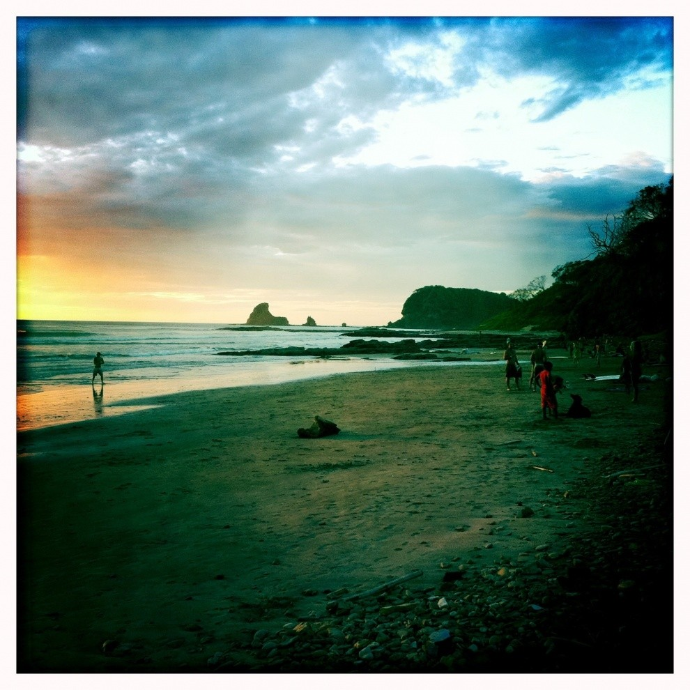 Lucas Johnson's photo of Playa Maderas