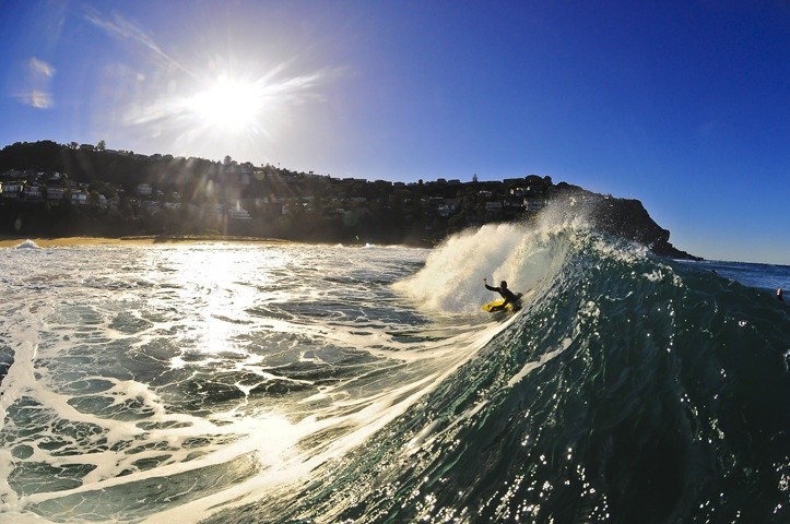 Shey Ivanov's photo of Bilgola Beach