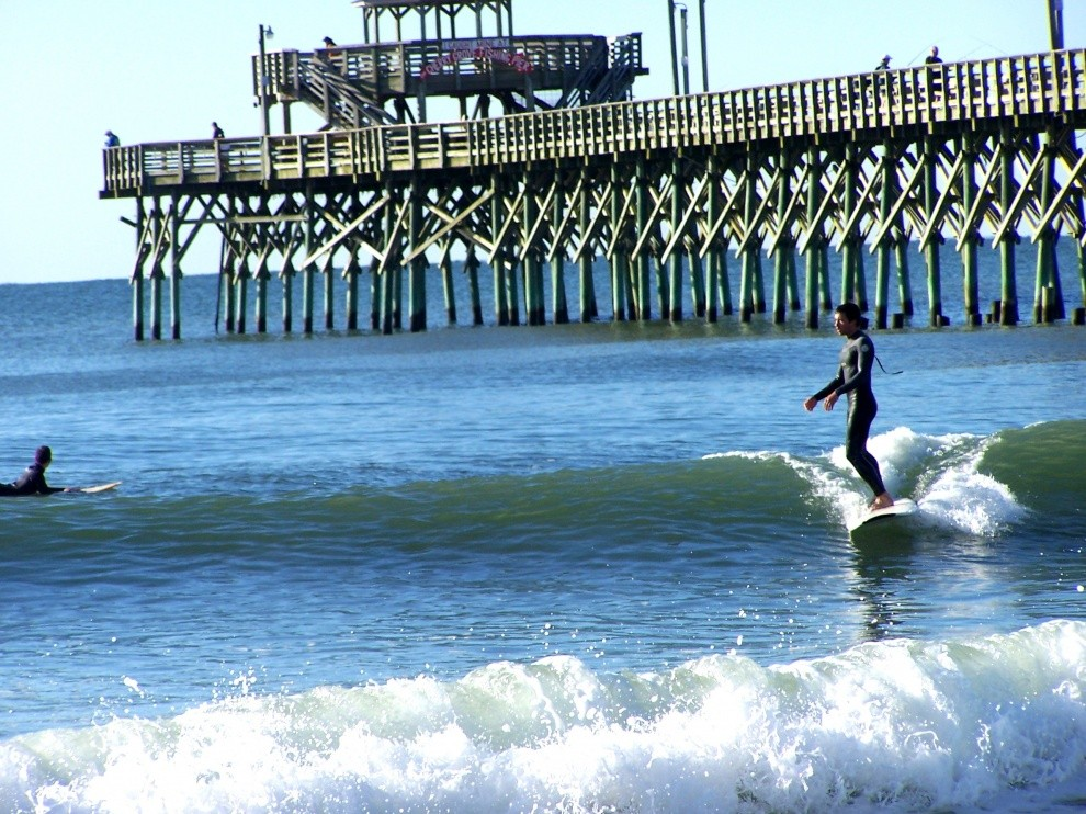 jamessamaha's photo of Cherry Grove Pier