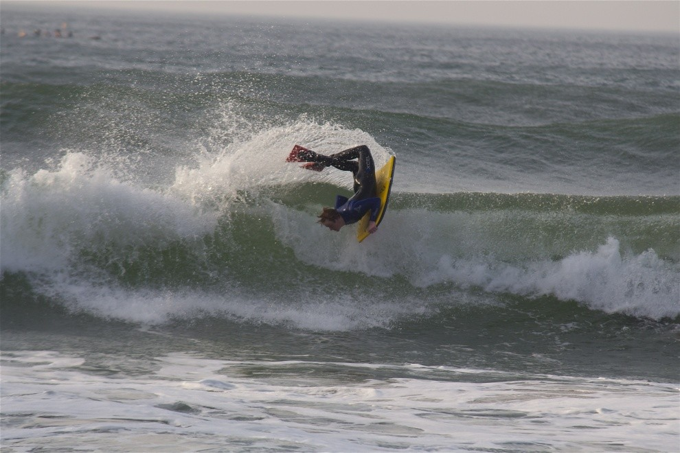 Angus Dugs's photo of Newquay - Tolcarne Wedge