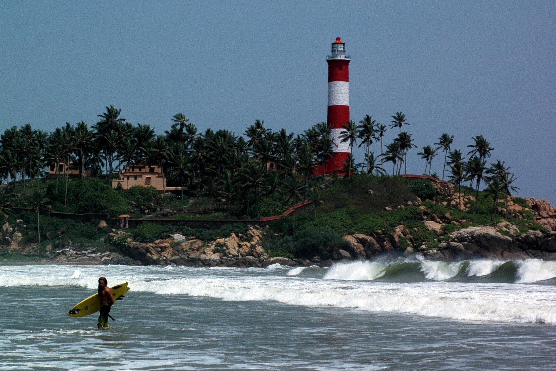 Tomek Banan's photo of Kovalam