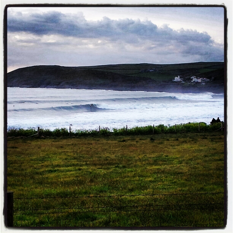 Tristan James Bransby's photo of Croyde Beach